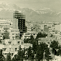 The View of Tehran